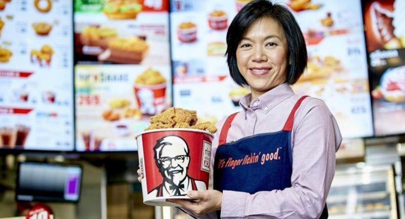 Waewkanee Assoratgoon, general manager, KFC, YUM Restaurants International (Thailand) Co Ltd