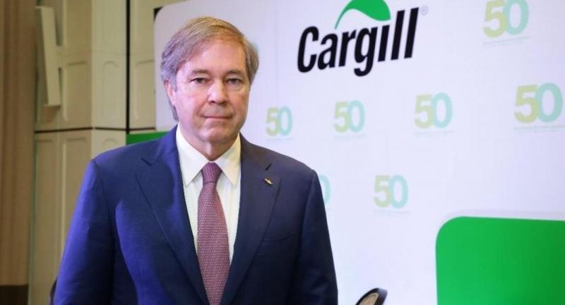 David MacLennan, Cargill's chairman and chief executive officer