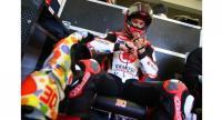 Nakagami - the fastest man on Thursday