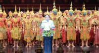 KHON FOR THE WORLD Culture Minister Vira Rojpojanarat yesterday announces that the country will celebrate the addition of khon to Unesco's list of Intangible Cultural Heritage by hosting a year of activities across Thailand and overseas.