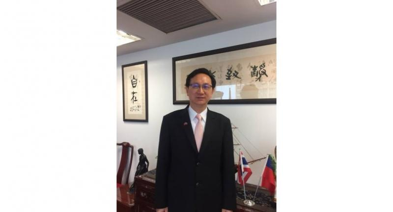 Dr Tung Chen Yuan, representative of Taipei Economic and Cultural Office