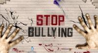 This campaign poster, created by Design Demon/Diablo from Mexico, promotes the need for society to take the bullying problem seriously and find ways to end it.