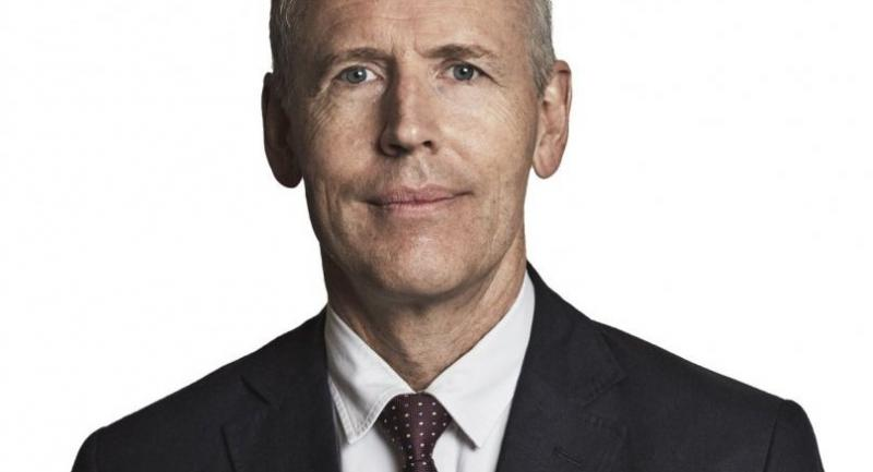 Uffe Wolffhechel, the Danish ambassador to Thailand