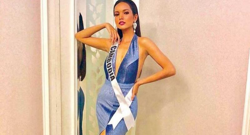 Rern Sinat is competing as Miss Cambodia at the 2018 Miss Universe in Thai capital Bangkok. Sinat is only the second Cambodian to take part in the beauty pageant.