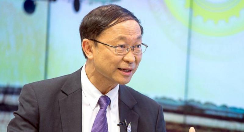 Digital Economy and Society Minister Pichet Durongkaveroj