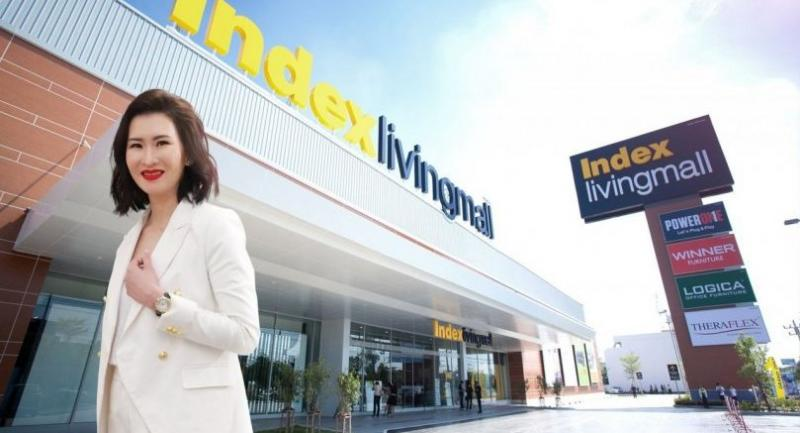 Kridchanok Patamasatayasonthi, managing director of Index Living Mall.