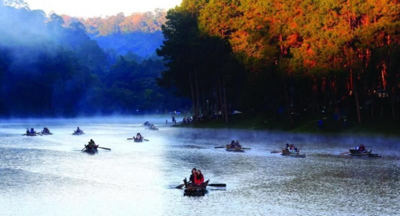 Mae Hong Son is one of 25 eco-cultural tours under the Once as a Tourist campaign.