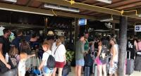 Samui Airport // Photo from: Chutiwat Yothanant's facebook