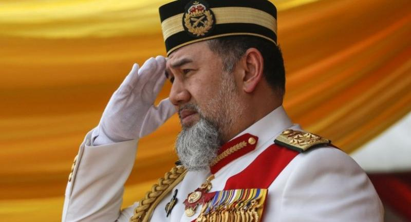 File photo :  Sultan Muhammad V//EPA-EFE