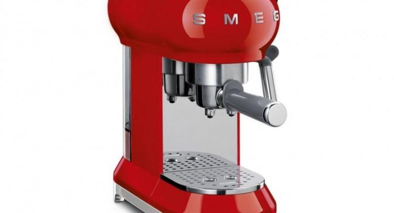 Smeg coffee machine, Bt21,500
