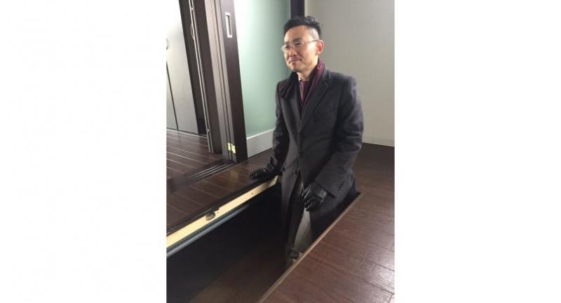 group director Tomoyasu Yamabe