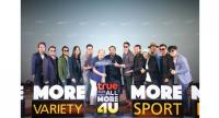 """Teams from four music labels will compete to win a weekly challenge set by special guests in """"Melody to Masterpiece"""" on True4U Channel 24."""