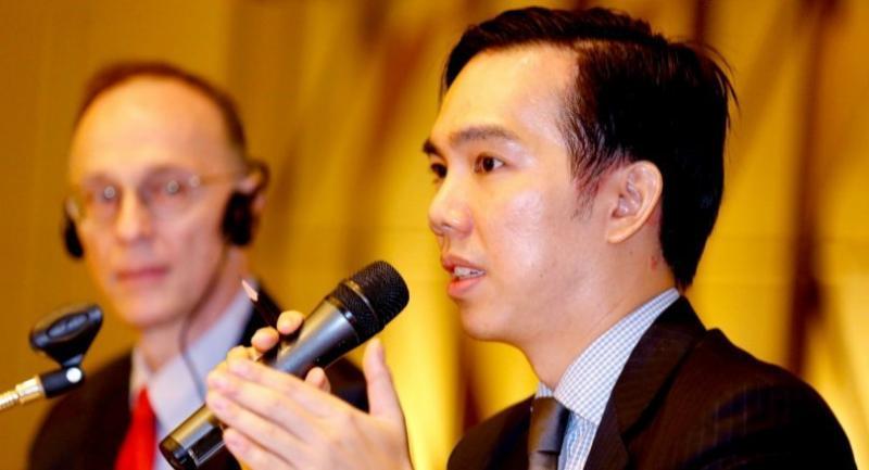 Kiatipong Ariyapruchya World Bank senior economist for Thailand