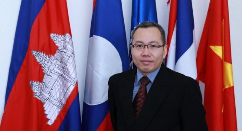 An Pich Hatda, new CEO of MRC