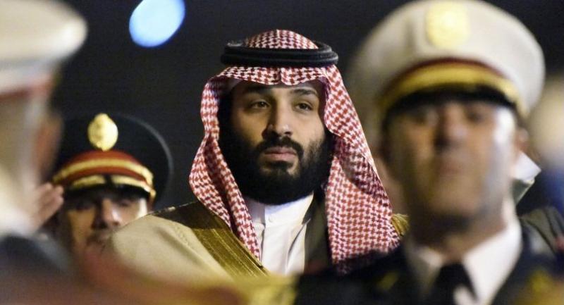 File photo : Saudi Crown Prince Mohammed bin Salman//AFP