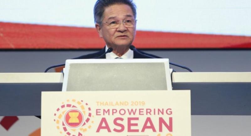 Arin Jira, Chairman of Asean BAC