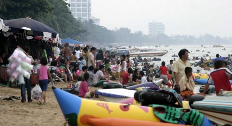 File photo: Pattaya beach