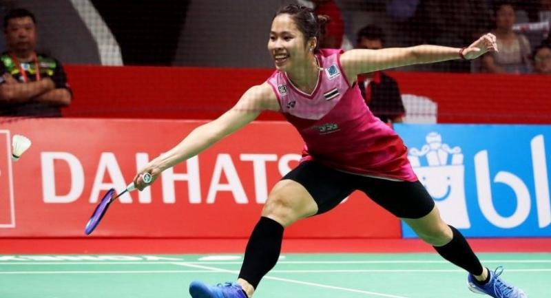 Ratchanok Intanon (Badminton Photo)