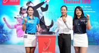 Pannarat Thanapolboonyaras, Benyapa Niphatsophon and Pajaree Anannarukarn will be among eight Thai golfers vying to become the first winner of the Honda LPGA Thailand.
