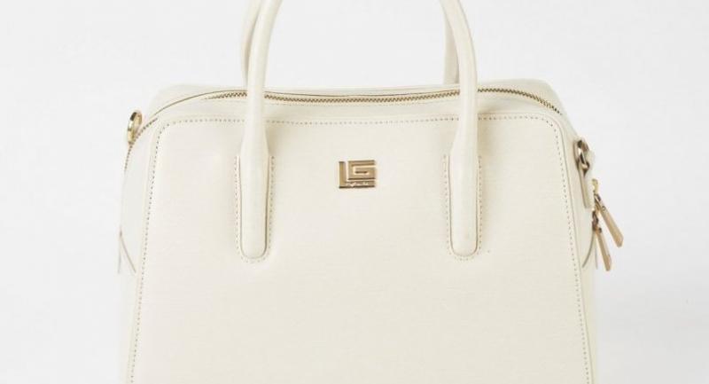 Bt5,400 white Guy Laroche shoulder bag for Capricorn