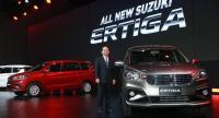 Suzuki Motor Thailand Co Ltd president Minoru Amano.