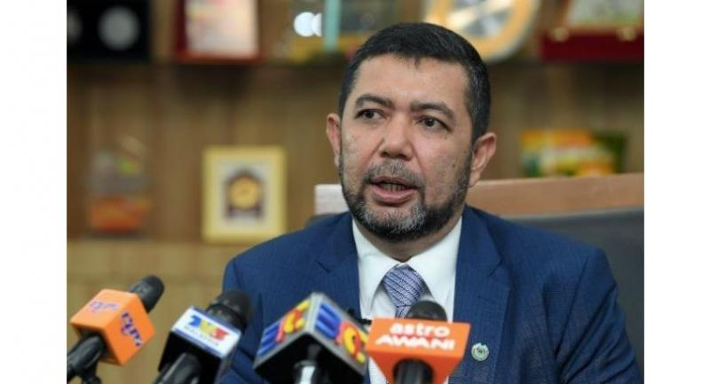 File photo : Deputy Foreign Minister Datuk Marzuki Yahya