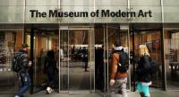 The Museum of Modern Art in New York will close for four months this year. /AFP