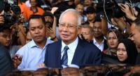 AFP File Photo/Malaysia's toppled leader Najib Razak