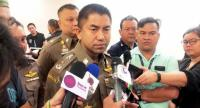 Immigration Bureau chief Pol Lt-General Surachet Hakpal