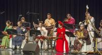 Heading overseas in an ambassadorship role is a band called C Asean Consonant, whose 10 musicians from across the region play the traditional instruments of their homelands. Photo courtesy of ThaiBev