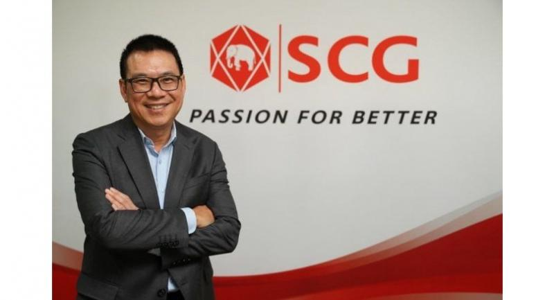 Roongrote Rangsiyopash, president and CEO of SCG
