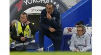Chelsea's Italian head coach Maurizio Sarri / AFP