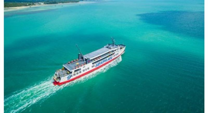 One of two major ferryboat services plying Thai waters, Seatran Ferry has been in business for 30 years.