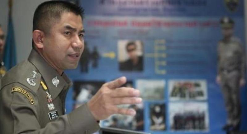 Pol Lt General Surachet Hakpal