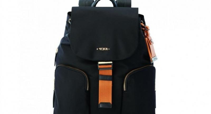 Black Rivas backpack, Bt17,900