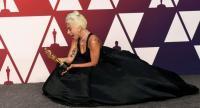 Lady Gaga, winner of Best Original Song for