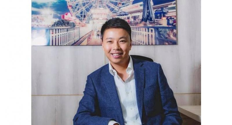Nelson Leung, CEO of VGI Global Media (Public) Co Ltd