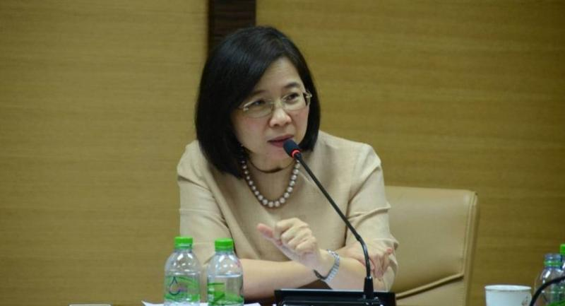 BoI secretary-general Duangjai Asawachintachit