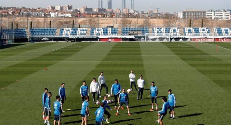 Real Madrid//EPA-EFE