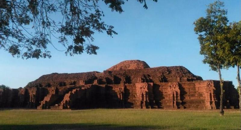 Photo courtesy of Sri Thep Historical Park