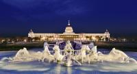 The Apollo Fountain in front of Chimei Museum /Photo courtesy of Chimei Museum Foundation