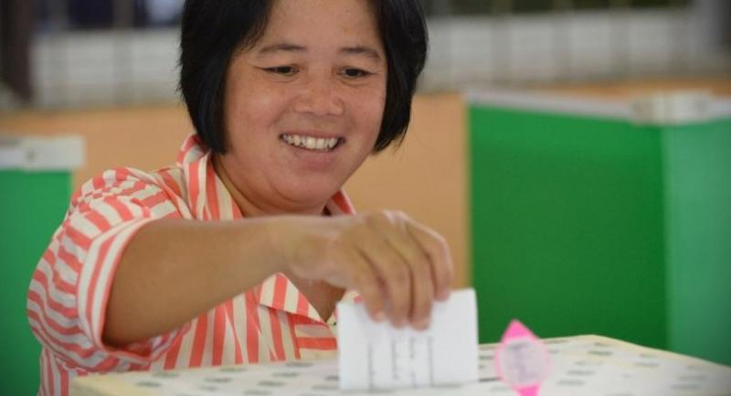 Photo courtesy of Amnesty International Thailand