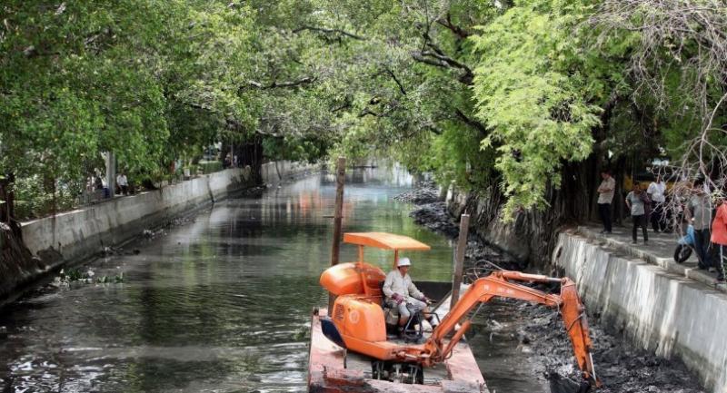 File photo: Klong Lod canal