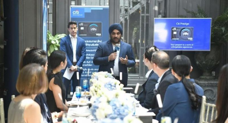 Citi Prestige's New Global Card Design Exclusive Party