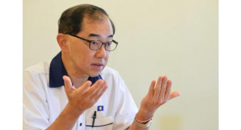 File photo : MCA deputy president Dr Mah Hang Soon