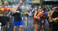 File photo: Songkran festival