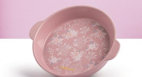 Blossom Petal platter, Bt800