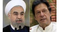 PM Khan underscores the role of the important brotherly countries like Iran to help resolve strained Pakistan-India relations. Photo/AFP