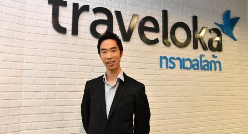 Tee Chayakul, country manager, Thailand, Traveloka