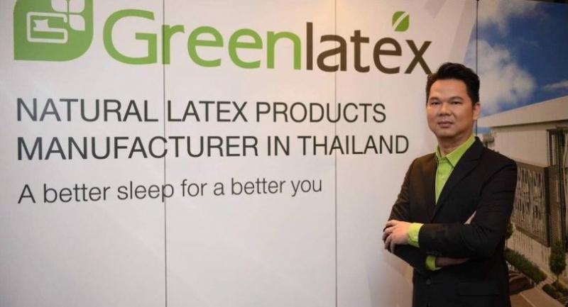 Kankanat Sansookavihirun, chief executive officer of Green Latex Co Ltd